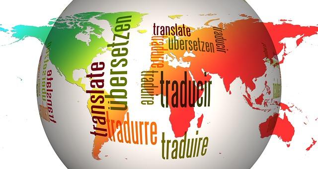 ¿Conoces la diferencia entre traducción e interpretación?